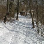 snow trail MN